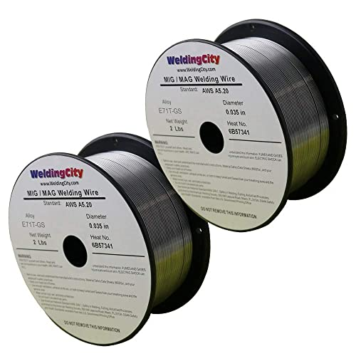 MIG Welder Wire Flux Core: Amazon.com