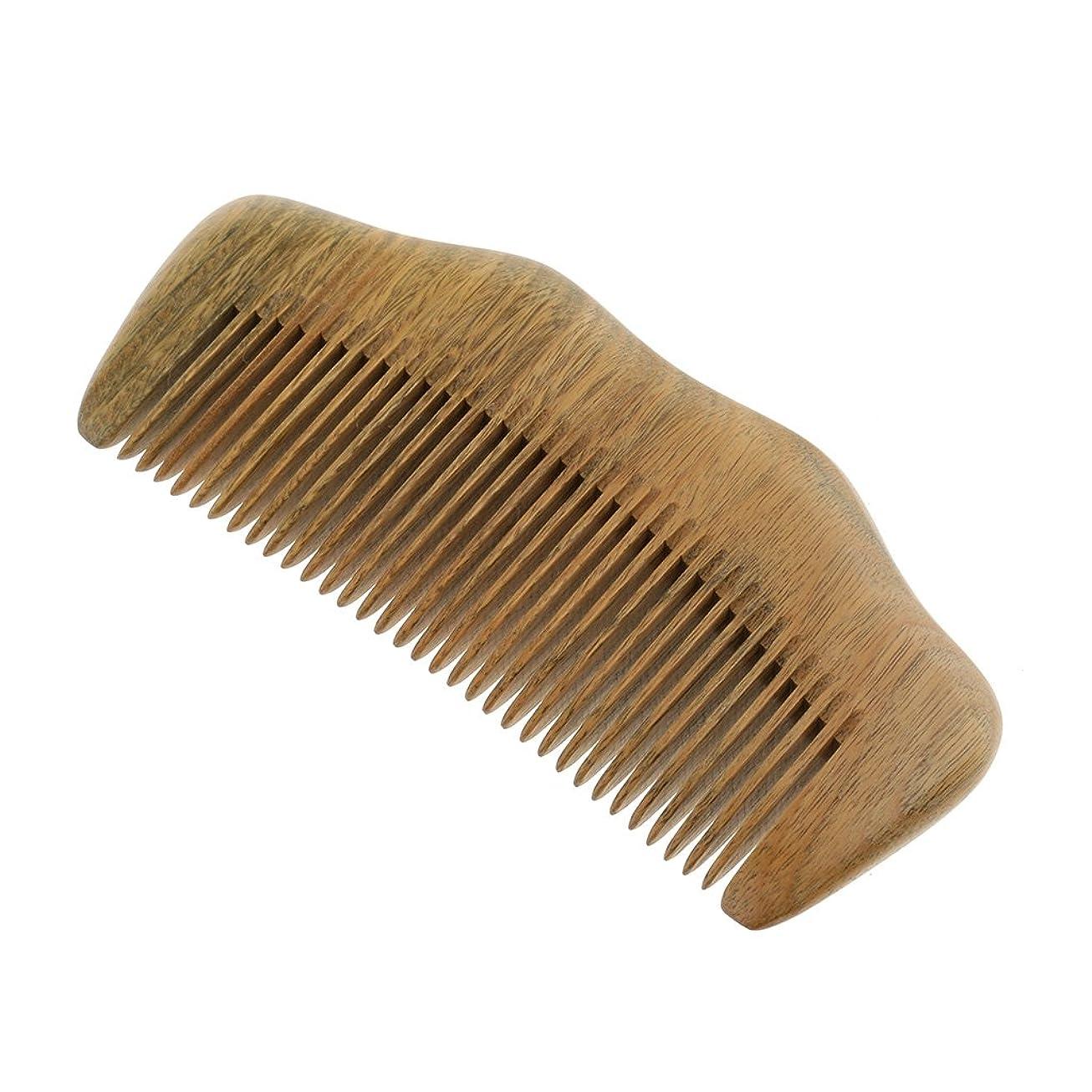 著者治療睡眠T TOOYFUL ウッドヘアコーム 自然な木 櫛 ヘアケア マッサージ 細かい歯 静電気防止 滑らか