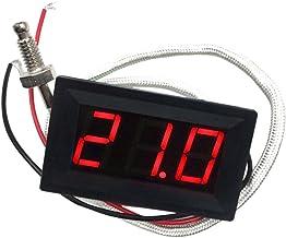 freneci -30~800 Celsius Termómetro Digital Medidor De - Verde - Rojo