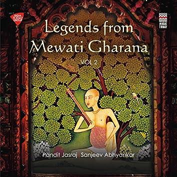 Legends from Mewati Gharana, Vol. 2