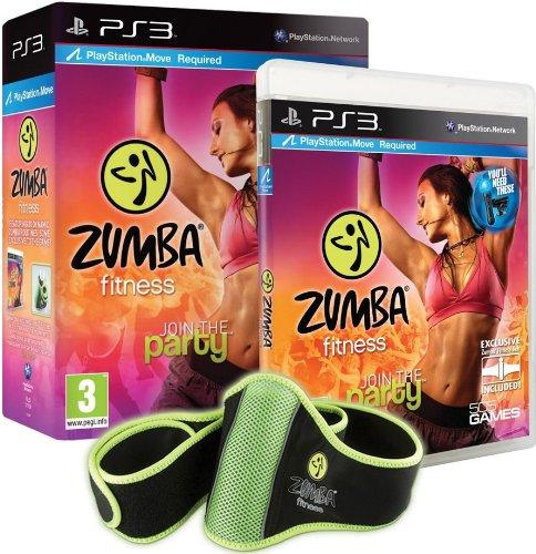 Zumba Fitness - Move Compatible (PS3) [Importación inglesa]
