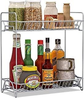 Best kitchen worktop storage shelf Reviews