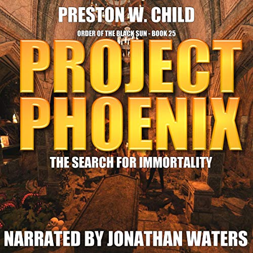 Project Phoenix: The Search for Immortality Titelbild