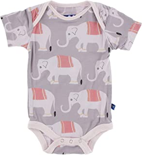 Baby Girls' Print Short Sleeve One Piece Prd-kpo114s16d2-lpan