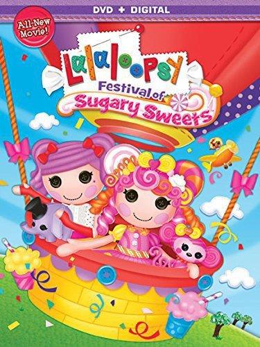 Lalaloopsy: Festival Of Sugary Sweets [Edizione: Stati Uniti] [Italia] [DVD]