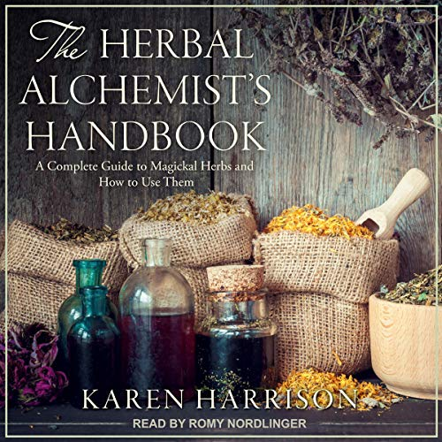 The Herbal Alchemist's Handbook  By  cover art