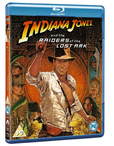 Indiana Jones And The Raiders Of The Lost Ark [Blu-ray] [2013] [Region Free]
