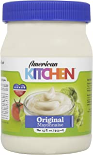American Kitchen Original Mayonnaise, 444 ml