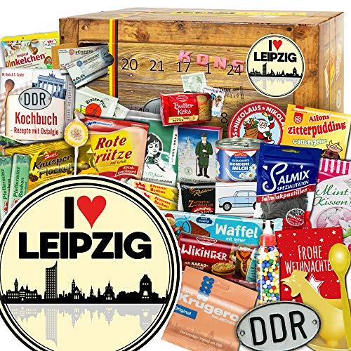 I love Leipzig / Adventskalender DDR / Weihnachtskalender für Geschwister