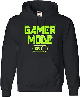 Adult Gaming Mode On Funny Gamer Sweatshirt Hoodie
