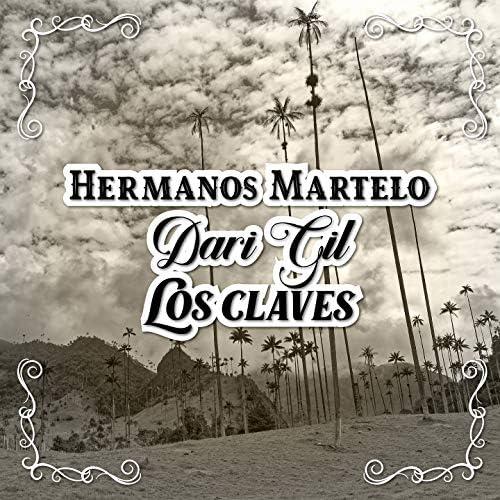 Hermanos Martelo, Dari Gil, Los claves