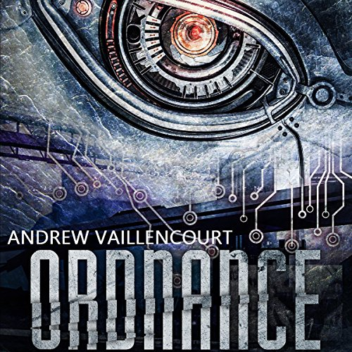Ordnance audiobook cover art