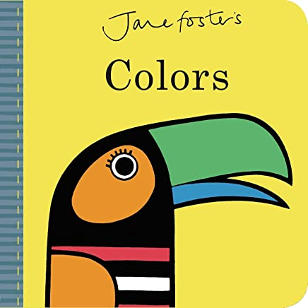 Jane Foster's Colors (Jane Foster Books)