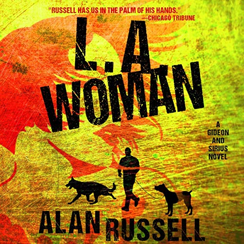 L.A. Woman Audiobook By Alan Russell cover art