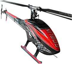 SAB Goblin 770 Flybarless Electric Helicopter Carbon Edition Red/Black