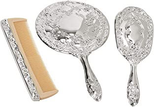 3-Pc Brush Set in Nickel