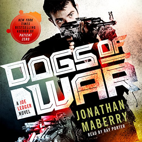 Dogs of War audiobook cover art