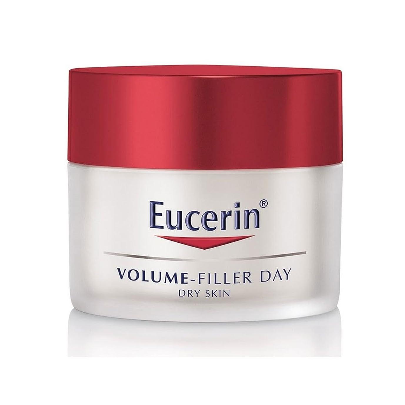 チャレンジ軽減敬Eucerin Volume Filler Day Cream Fps 15 Dry Skin 50ml [並行輸入品]
