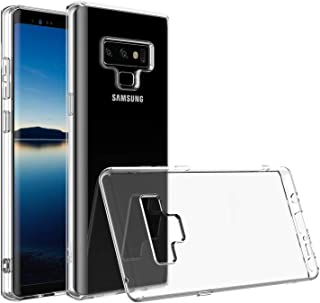 Samsung Galaxy Note 9 Ultra Thin Soft TPU Back Cover Case - Clear