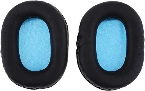 popular Replacement Ear Pads Cushions Covers Earpads Foam lowest Earmuffs Compatible with ATH-AX1iS Headphone online Headset (Blue) online sale
