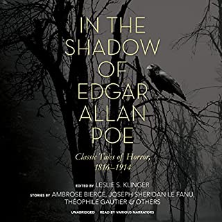 In the Shadow of Edgar Allan Poe cover art