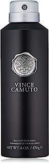 Vince Camuto Classic Body Spray for Men, 6 oz