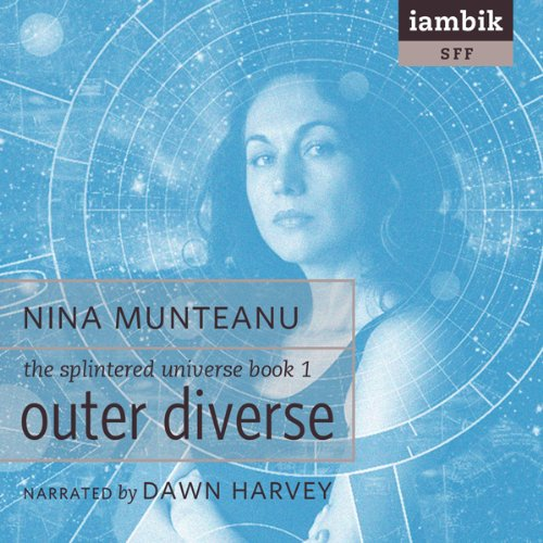 Outer Diverse audiobook cover art