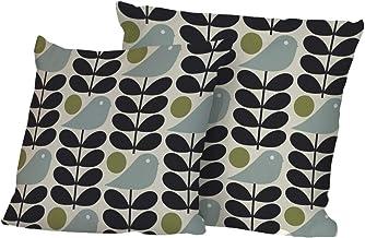 Orla Kiely - Early Bird Granite Cushion 40cm x 40cm