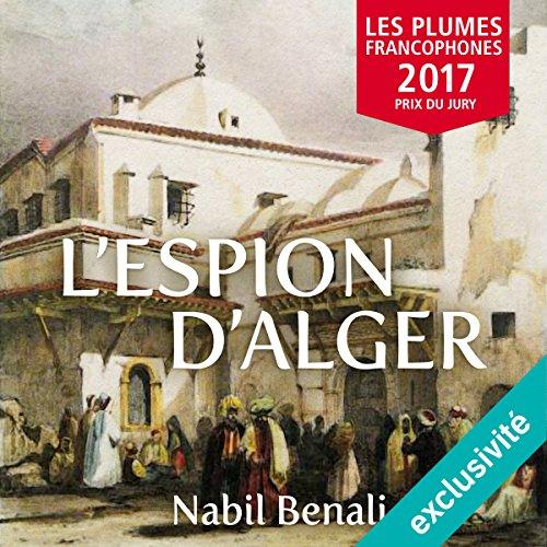 Couverture de L'espion d'Alger