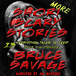 More Short Scary Stories audiobook cover art