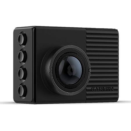 Garmin Dashcam 66w Automatische Speicherung Von Unfallvideos 2 Zoll Lcd Farbdisplay Hd 1440p 180 Bild Navigation