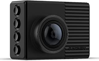 Garmin DashCam 66W – automatische Speicherung von Unfallvideos, 2 Zoll LCD Farbdisplay, HD 1440p, 180° Bild