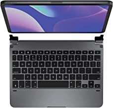 Brydge 11.0 Pro Wireless Keyboard | Compatible with iPad Pro 11-inch (2018) and iPad Air 4 (2020) | Backlit Keys | Long Ba...