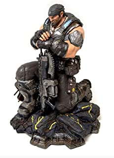 Marcus Fenix HUGE STATUE Figure Only Gears of War 3 (Epic Edition) Toy For Sale by TriForce