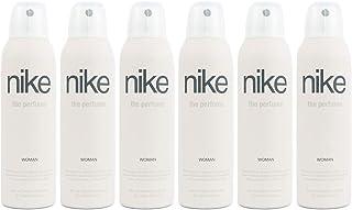 Nike the perfume Woman Eau de Toilette Desodorante Spray 200ml - Pack de 6