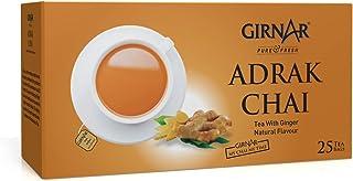 Sponsored Ad - Girnar Adrak (Ginger) Tea Bags, (25 Tea Bags)