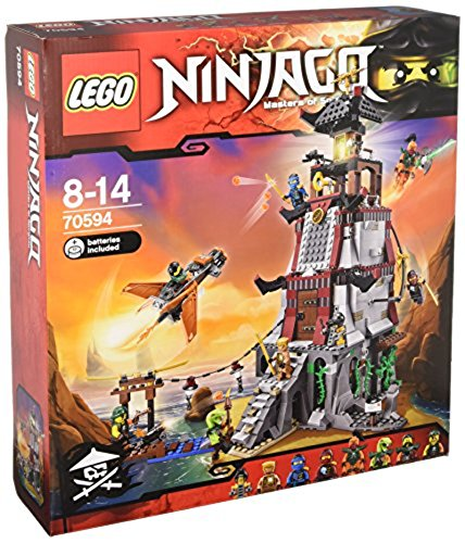 LEGO 70594 Ninjago The Lighthouse Siege