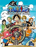 One Piece Coloring Books: Funny Anime Coloring Books for Kids and Adults