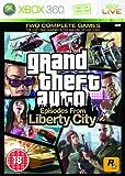 Grand Theft Auto: Episodes from Liberty City (Xbox 360) [Importación inglesa]