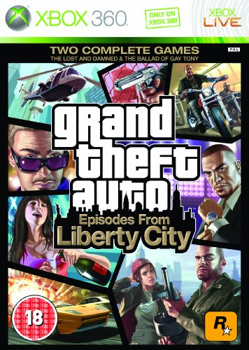 Grand Theft Auto: Episodes from Liberty City [UK Import]
