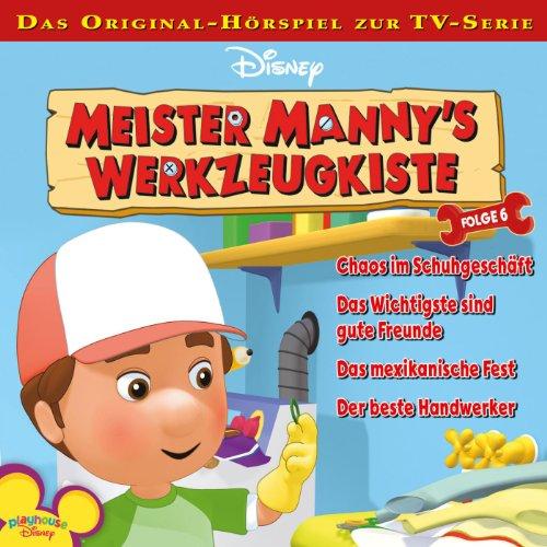 Meister Mannys Werkzeugkiste 6 Titelbild