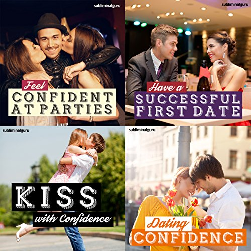 Couverture de Be a Dating Dynamo Subliminal Messages Bundle