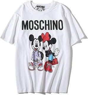 Moschino Round Neck T-Shirt For Women