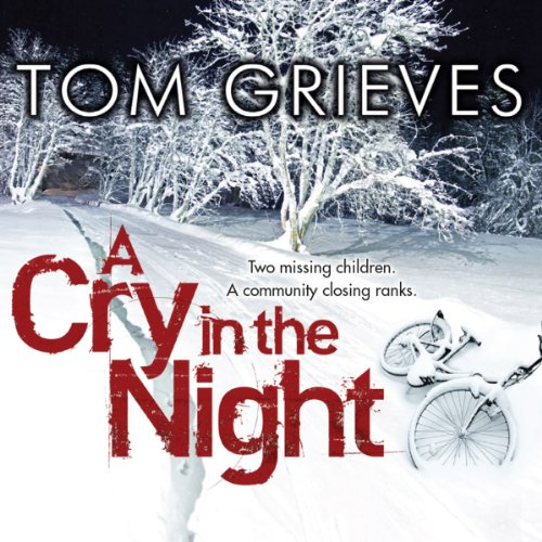 A Cry in the Night audiobook cover art