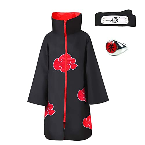 Naruto 2nd Uzumaki Naruto Cosplay Costume whole set UK