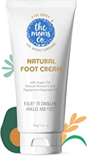 The Moms Co. Foot Cream, 50 g