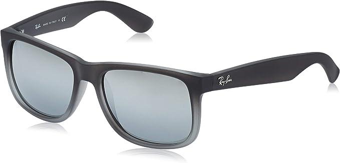 TALLA 54 mm. Ray-Ban Justin Gafas de Sol Unisex Adulto