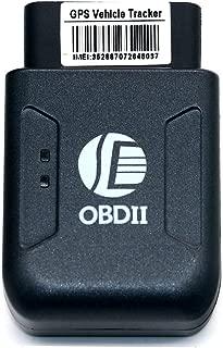 Autool TK206OBD GPS+GPRS+OBDII Tracker Car Vehicle Tracking System Locator Geo-fence Device