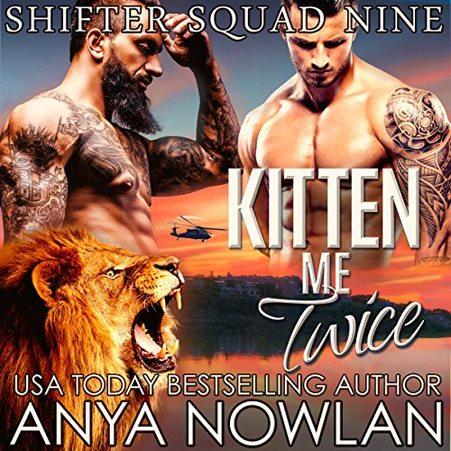 Kitten Me Twice audiobook cover art
