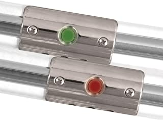TACO Rub Rail Mounted Navigation Lights f/Boats Up To 30' - Port & Starboard Included